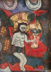 The Mystical Wine-press?Jesus and the Vines