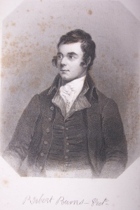Robert Burns - Poetunsigned, @ 1842