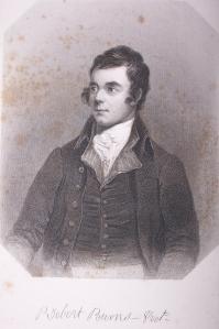 Robert Burns - Poetunsigned, @ 1842