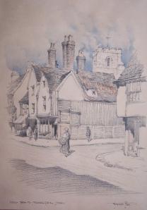 Holy Trinity, Micklegate, Yorkby Joseph Pike @ 1910