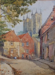 Lincoln Cathedralunknown artist
