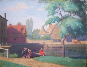 By the Riverby B T Winn 1923