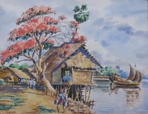 Inle Lake IIby Muang Lar Ban @ 1936