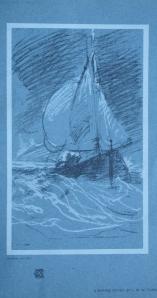 A Marine Study by JMW Turner from The Studio Magazine