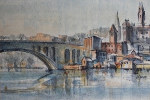 Francis Scott Key Bridge by G Rosse