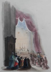 Penitents artist unknown @ 1843