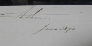 Arthur William Patrick Albert 3 photograph by James Inglis 1870