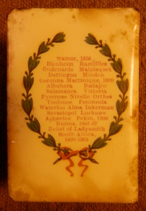 Royal Welsh Fusiliers Matchbox2