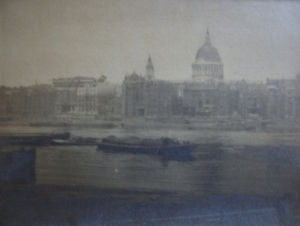 St Paul's Cathedral photograph