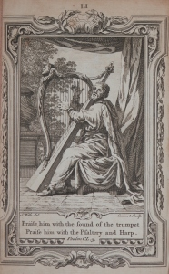 Book of Common Prayer Praise Him Upon the Harp