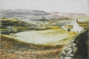 Late Simmer Dale by Pat Mallinson