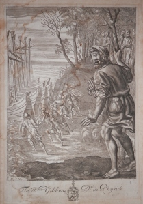 Aeneis by Vaclav Hollar @1650