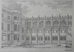 Stonyhurst College Chapel by Dunn & Hansom architects 1877