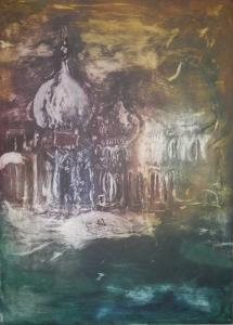 Sante Maria della Salute by Fiona Walker