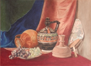 Still-life by Edward Sharard Kennedy