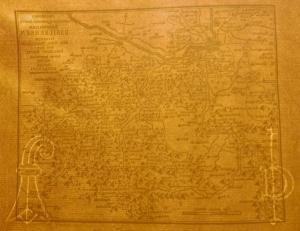 Rempublicam Basileensem typometric map by Wilhelm Hass @ 1776