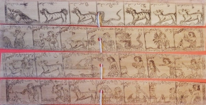 Lontar 'Wektu Telu' ritual book from Lombok, Indonesia