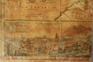 Statuum Marocca Norum inset Morocco by Homann @ 1728