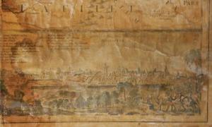 Statuum Marocca Norum inset Mequinetz by Homann @ 1728
