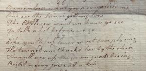 Robert Bloomfield 'Richard and Kate' verses 26 & 27 @ 1800