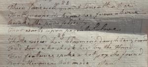 Robert Bloomfield 'Richard and Kate' verses 28 & 29 @ 1800